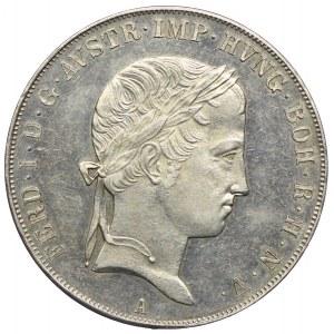 Austria, Ferdynand I, talar 1844, Wiedeń