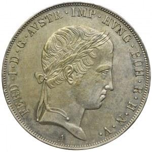 Austria, Ferdynand I, talar 1848, Wiedeń