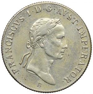 Austria, Franciszek II, 20 krajcarów 1835, Kremnica