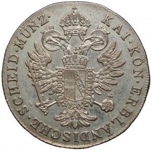 Austria, Franciszek II, 12 krajcarów 1795, Wiedeń