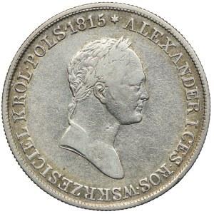 Królestwo Polskie, Mikołaj I, 5 złotych 1830 KG, Warszawa