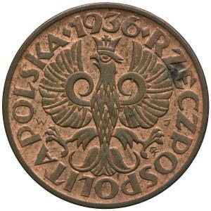 2 grosze 1936