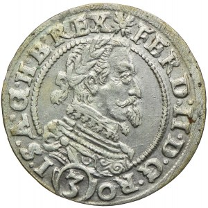 Śląsk pod panowaniem habsburskim, Ferdynand II, 3 krajcary 1630 PH, Kłodzko