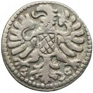 Śląsk Cieszyński, Elżbieta Lukrecja, grosz 1650, Cieszyn