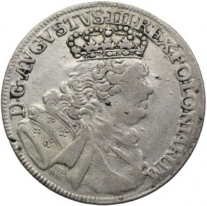 August III, ort 1755 EC, Lipsk