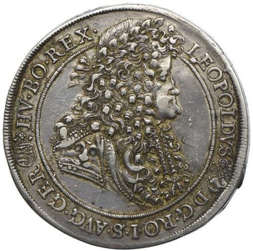 Austria, Leopold I, talar 1682, Kremnica