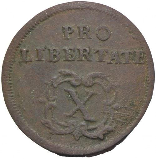 Węgry, Franciszek II, 10 poltura 1705