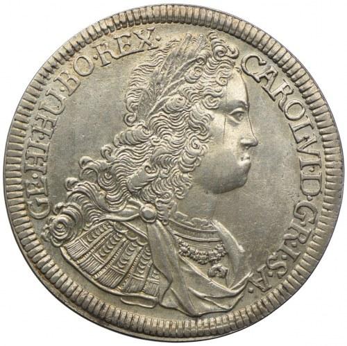 Austria, Karol VI, talar 1725, Hall