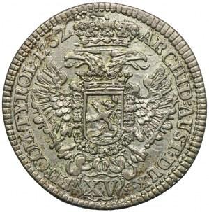 Austria, Karol VI, 15 krajcarów 1732, Praga