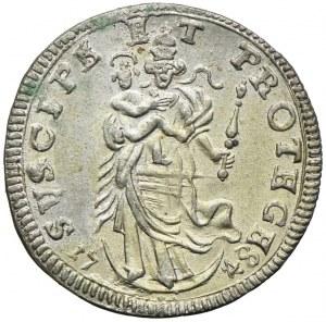 Würzburg, Anselm Franz Graf von Ingelheim, 4 krajcary 1748
