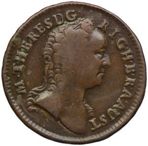 Austria, Maria Teresa, 1 krajcar 1762, Kremnica