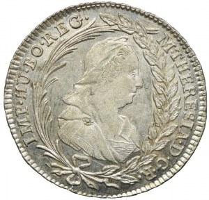Austria, Maria Teresa, 20 krajcarów 1774, Wiedeń