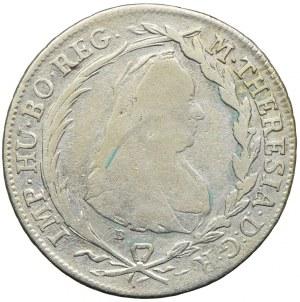 Austria, Maria Teresa, 20 krajcarów 1778, Kremnica