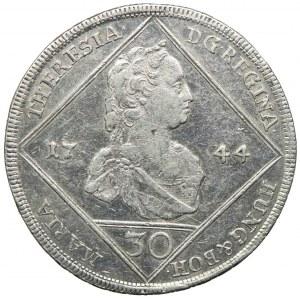 Austria, Maria Teresa, 30 krajcarów 1744, Graz