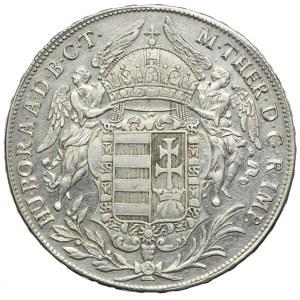 Węgry, Maria Teresa, talar 1779 B, Kremnica