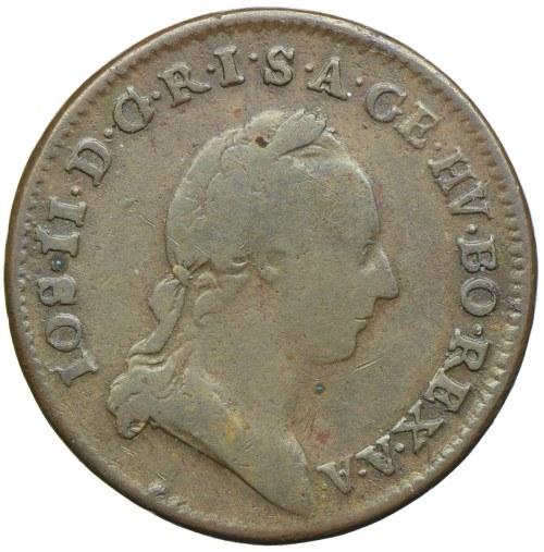 Austria, Józef II, 1 krajcar 1781 S, Smolnik