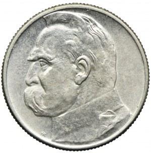 2 złote 1934, Józef Piłsudski