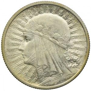 2 złote 1932, Głowa Kobiety