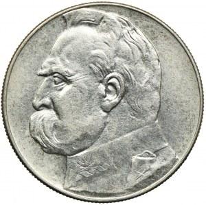 10 złotych 1935, Józef Piłsudski