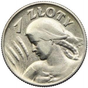 1 złoty 1925, Kobieta i kłosy