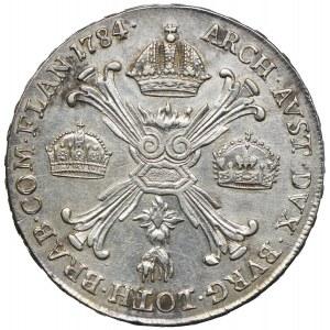 Niderlany Austriackie, Józef II, talar 1784, Kremnica