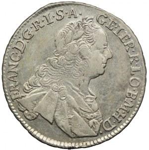 Austria, Franciszek I, 17 krajcarów 1762, Kremnica