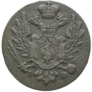 Królestwo Kongresowe, Aleksander I, 1 grosz polski z miedzi krajowej 1824, Warszawa