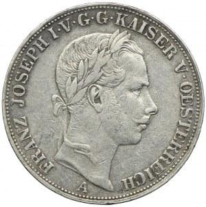 Austria, Franciszek Józef I, talar 1857, Wiedeń