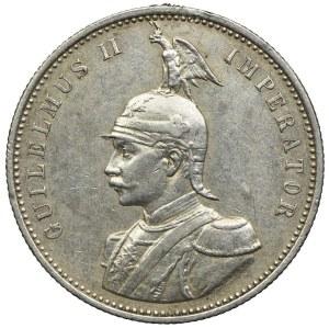 Niemiecka Afryka Wschodnia, 1 rupia 1891, Berlin