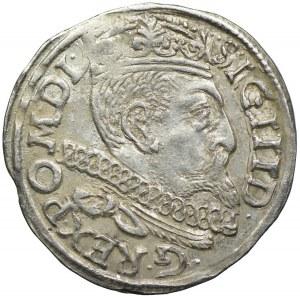 Zygmunt III Waza, trojak 1599, Poznań
