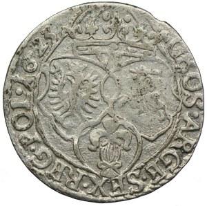 Zygmunt III waza, szóstak 1623, Kraków