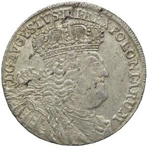 August III, ort 1755, Lipsk