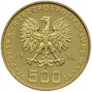 500 złotych 1976, Tadeusz Kościuszko