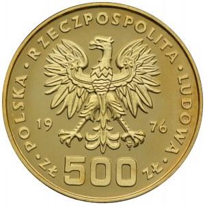 500 złotych 1976 Kazimierz Pułaski