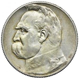 5 złotych 1934, Józef Piłsudski - Orzeł Strzelecki