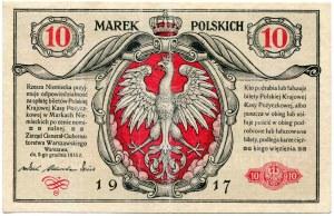 10 marek 1916 Generał, seria A