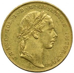 Austria, Franciszek Józef I, dukat 1853, Kremnica