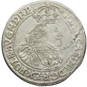 Jan II Kazimierz, ort 1659 AT, Poznań