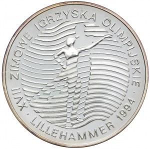 300000 złotych 1993, Lillehammer 1994