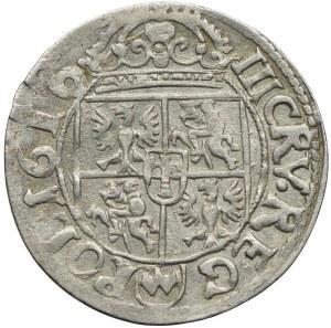 Zygmunt III Waza, 3 krajcary 1616, Kraków