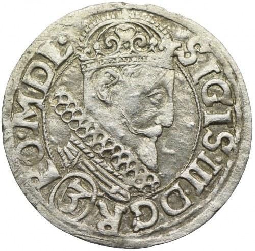 Zygmunt III Waza, 3 krajcary 1617, Kraków