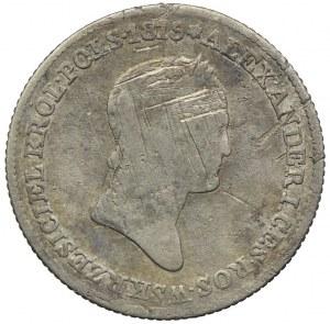 Królestwo Kongresowe, Mikołaj I, 1 złoty 1830 KG, Warszawa