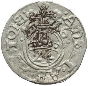 Biskupstwo kamieńskie, Franciszek I, półtorak 1616, Koszalin