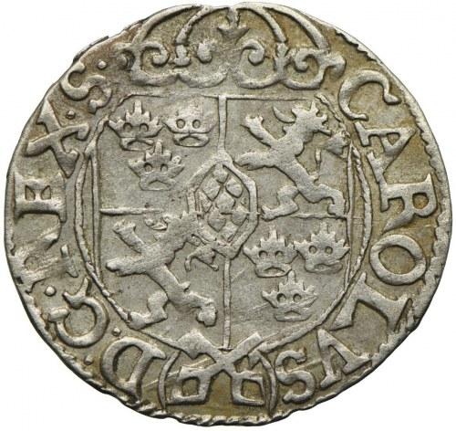 Inflanty, Karol XI, półtorak 1669, Ryga