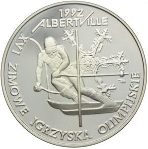 200000 złotych 1991, XVI Zimowe Igrzyska Olimpijskie Albertville 1992