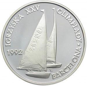 200000 złotych 1991, Igrzyska XXV OIimpiady Barcelona 1992