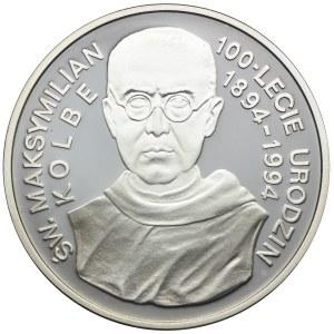 300000 złotych 1994, Święty Maksymilian Kolbe