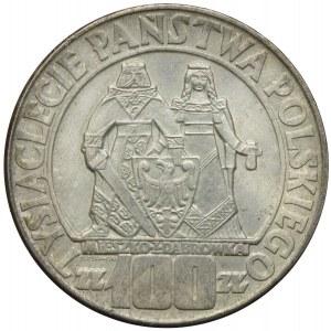 100 złotych 1966, Mieszko i Dąbrówka