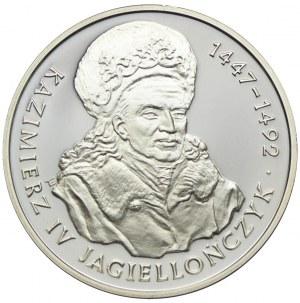 200000 złotych 1993, Kazimierz IV Jagiellończyk, popiersie
