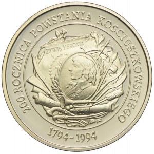 200000 złotych 1994, 200 Rocznica Powstania Kościuszkowskiego